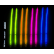 100 PCS Tube Glow Whistle
