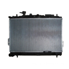PLASTIC-ALUMINUM RADIATOR FOR HYUNDAI