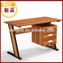 office furniture design wooden computer table desk studying desk photo 2