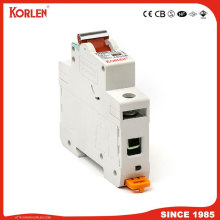 New Type  Miniature Circuit Breaker 10ka with Ce CB TUV IEC60898 MCB