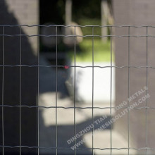Dutch Wave PVC Wire Mesh Fence