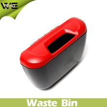 Small Useful Plastic Garbage Bin Convenience Waste Bin