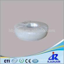 Heat resistant silicone rubber strip