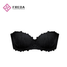 Lace One Piece Bra With Back Strap Cover and Support