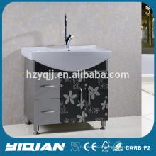 Hangzhou Factory Boite de miroir en acier à bas prix pour salle de bain Salon de toilette en acier inoxydable de haute qualité