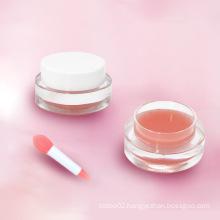 Vegan Strawberry Natural Lip Mask Moisturizing Organic Make Your Own Brand Private Label Lip Balm