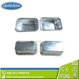 Aluminum foil container for lasagna