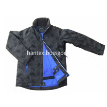 Outdoor skiing cotton jacket for children