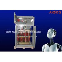 SBW 1200KVA three phase automatic AC voltage stabilizer/voltage regulator