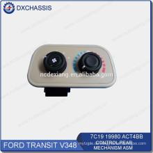 Original Transit V348 Control Heckmechanik Asm 7C19 19980 ACT4BB