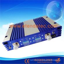 Venda quente 23dBm 75db GSM Dcs repetidor de sinal móvel