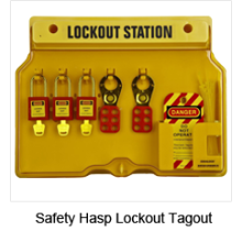 Lockout Tagout Store-Board Station