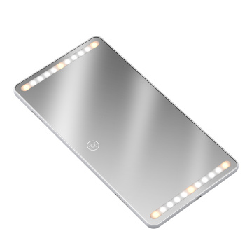 New makeup mirror with light LED Adjustable color