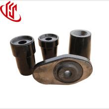 refractory ladle slide gate plate for steel ladle