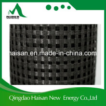 Best Sell Pet30-30 PVC Coated High Strength Warp Knitting Polyester Geogrid with ISO9001