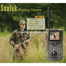 Nova câmera de trilha de 12MP 3G SMS MMS HC-500G