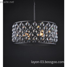 4 lights crystal ball modern hanging chandeliers for sale