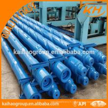 API standard 6 '' en alliage d'acier Oilfield Non magnetic Drill Collar avec prix d'usine
