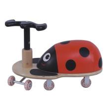 Деревянный лумба-жук / детская развивающая игрушка / езда на игрушке