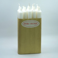 Big household white candle for Gambia MARKET