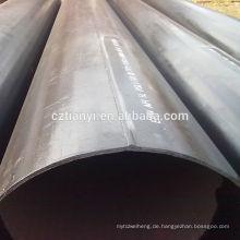 China Professional Hersteller verzinkt erw Stahlrohr