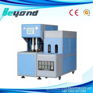 Machine de soufflage de bouteilles en plastique semi-automatique