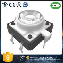 Кнопочный переключатель с лампой переключатель фигура с лампой