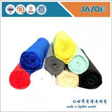 70% Polyester 30% Polyamide Gris Tissu en stock