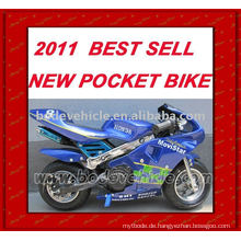 NEU !!! Bestseller 49cc Pocket Bike (MC-502)