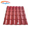 Environmental friendly spanish style asa pvc roofing sheets