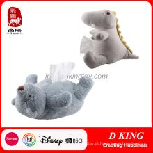 Plush Funcional Toys Stuffed Animals Urso Crocodilo