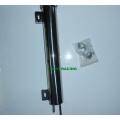 Billet Kühler Kühler Überlauf Tank Poliert Edelstahl 2''x13 '' / 2''x15 ''