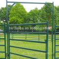 Wholesale customized kinds of livestock panels use for cattle/horse/goat farming(Galvnaized or Powder Coated)