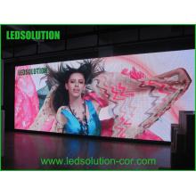 P7.62 Full Color Pantalla LED para interiores