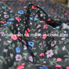 Super Qualidade Ployester Impresso Tecido Chiffon para Vestuário