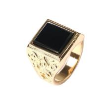 Брелок для ключей, Мужское кольцо, Мужские кольца GemStone