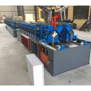 Metal Track Dan Stud Roll Forming Machine
