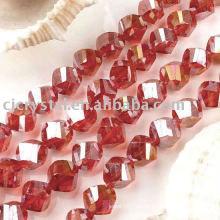 2016 Cristales vendedores calientes retorcidos