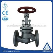 good quality wcb globe valve pn40