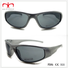 Handsome Men′s Plastic Sports Sunglasses (WSP508238)