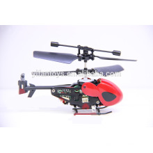 QS5012 QS5013 2.5 CH Mini Micro IR Fernbedienung RC Hubschrauber (rot & schwarz)