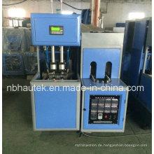 Halbautomatische Wasserflasche, die Maschine herstellt