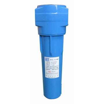Filtro del separador de aceite del compresor de tornillo