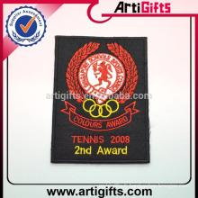 Artigifts promotion sécurité badge brodé