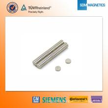 D5*1.5mm N42 Neodymium Magnet