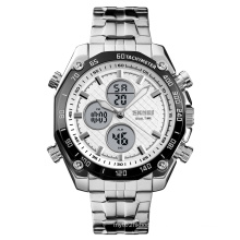 SKMEI 1302 Personalized Custom Stainless steel Wrist Watch Band Luxury Business Watches