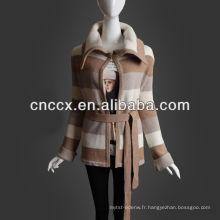13STC5517 top dames pull en gros laine cardigan en cachemire