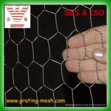 Galvanisierte Gabionen-Box / PVC-beschichtete Gabionen-Körbe