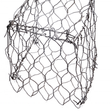 Оцинкованная шестигранная сетка Габионы