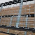 Steel metal Industrial rack